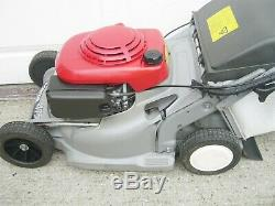 Honda Hrb 475 5 HP 47 CM Cut Petrol Rotary Lawnmower Self Propelled Colchester