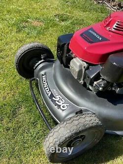 Honda Hrh 536 Hx 21 Inch Wheeled Hydrostatic Petrol Lawnmower 2019