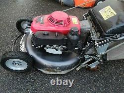 Honda Hrh536 Pro Hydrstatic Lawn Mower 2018