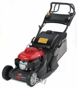 Honda Hrx 426 Qx Petrol 17 Driven Self Propelled Roller Lawnmower Mower
