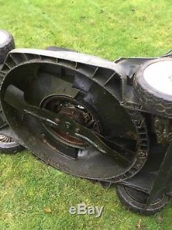 Honda Hrx 537 Hydrostatic Self Propelled Petrol Lawnmower 21 Mulcher Lawn Mower