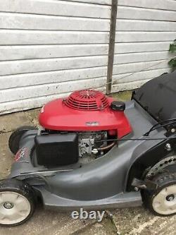 Honda Hrx476 19 Self Propelled Petrol Lawnmower