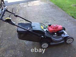 Honda Hrx537 Mower