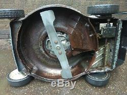 Honda ISY HRG536SDE Self Propelled Petrol Rotary Mower