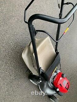 Honda IZY HRG536 Self Propelled Petrol Lawnmower with Grass Box 2020