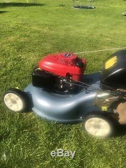 Honda IZy Hrg536sdea Wide Cut 21 Self Propelled Lawnmower