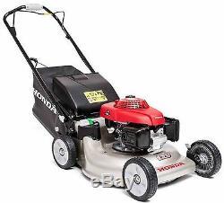 Honda Izy HRG 536VK 21 53cm Self Propelled Lawn Mower Mulch