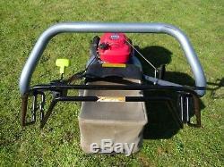Honda Izy HRG465C2 SDE 18 inch self-propelled lawnmower (serviced 21/07/20)