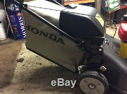Honda Izy HRG536 Self Propelled Petrol Mower