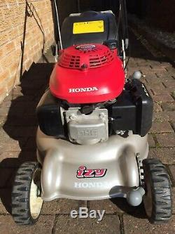 Honda Izy Lawnmower, Brand New, Genuine Deck Self Propelled 42cm cut. HRG415C3