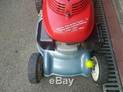 Honda Izy Petrol 16 Self Propelled Lawnmowe Brand New Deck