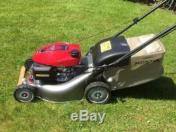 Honda Izy Self Propelled Lawmower. HRG466C1SKEH, 46cm/18 Cut. 2020 model
