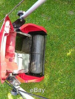 Honda Mountfield SP465R 46cm 18 Self-Propelled Roller Petrol Mower Lawnmower