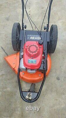 Honda Mower Self Propelled