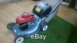 Honda izy HRG536 SDEA 21 Cut Self-Propelled Lawnmower Serviced Good Condition