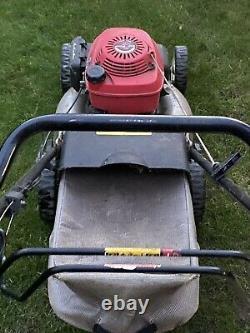 Honda izy lawnmower self propelled HRG465