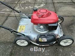 Honda mulching mower Self PROPELLED With Side Discharge