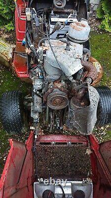Honda ride on mower for spares or repair
