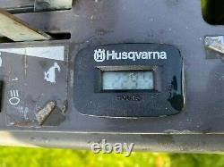 Husqvarna 422Ts AWD Rider 112cm Mulching Ride on Lawn Mower Hydrostatic Drive