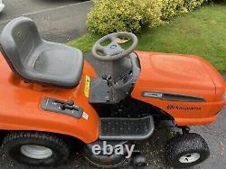 Husqvarna CTH 151 Ride On Mower Lawn Tractor Hydrostatic Drive Engine Turns