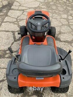 Husqvarna LT154 Ride on mower