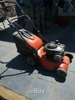 Husqvarna Lc140s Petrol Lawn Mower Self Propelled 40cm
