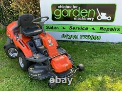 Husqvarna Out front R 214TC ride on lawn mower Briggs & Stratton 16Hp V-Twin
