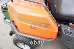 Husqvarna PR18 4wd ride on mower