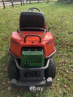 Husqvarna Pr18 AWD 4x4 Ride On Mower Tractor Lawn Mower