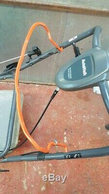 Husqvarna R53SV 21 Self Propelled Petrol Lawnmower. Fitted with Honda engine