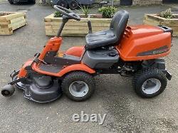 Husqvarna Rider 13c Ride On Mower Lawn Tractor 94cm Bio-Clip Mulch Hydrostatic