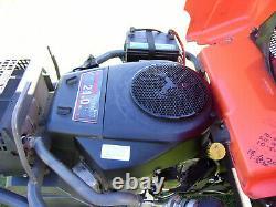Husqvarna Rider PF 21 AWD Ride on Mulching Mower