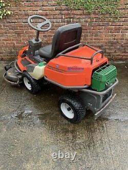 Husqvarna Rider Pro flex 18 AWD Ride On Mower Lawn Tractor 112cm Mulching GWO