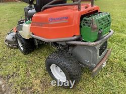 Husqvarna Rider Pro flex 21 AWD Ride On Mower Lawn Tractor 112cm Mulching VGWO
