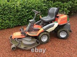 Husqvarna Rider Pro flex 21 AWD Ride On Mower Lawn Tractor 122cm Mulching VGWO