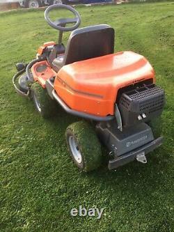 Husqvarna Rider Ride On Lawn Mower. 103cm Cut