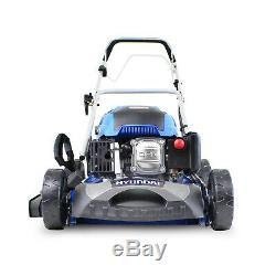 Hyundai HYM460SP Lawn Mower Self Propelled 18 460mm 46cm 139cc Petrol lawnmower