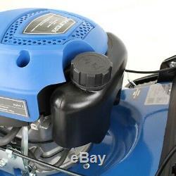 Hyundai HYM460SPR Self Propelled 139cc Petrol Roller Mower Lawn Mower