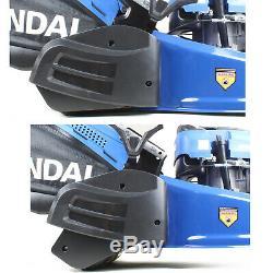 Hyundai HYM480SPR 19 48cm 480mm Self Propelled 139cc Petrol Roller Lawn Mower