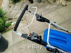 Hyundai Hym460spe Petrol Lawn Mower Electric Start Self Propelled Perfect Cond