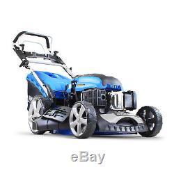 Hyundai Petrol Lawnmower Electric Start Self Propelled 51cm Lawn mower HYM510SPE