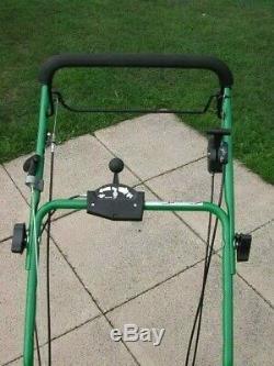 John Deere JS63VC Self Propelled Mulching Lawn Mower 53cm Deck Lawnmower
