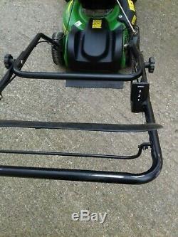 John Deere Js63 mulching lawn mower self propelled