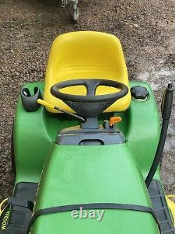 John Deere LT155 Mulcher, Ride On Lawn Mower, (Countax, Kubota, Honda, Westwood)
