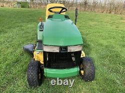 John Deere LX172 Lawn Tractor Ride On Mower