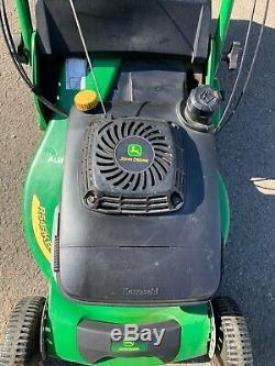 John Deere R54 RKB Self Propelled Petrol Lawnmower with Grass Bag