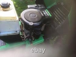 John Deere Sabre 1438 ride on mower. 14hp Briggs and Stratton engine