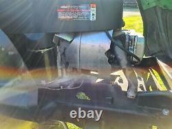 John Deere X120 Ride On Mower 42 Cutting Deck