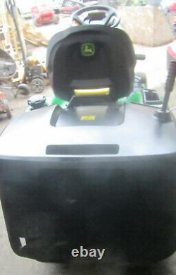 John Deere X350 ride on mower only 49 hours on clock fully serviced ready to mow
