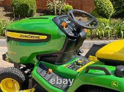 John Deere X540 Ride On Mower 48 Deck Lawnmower Tractor